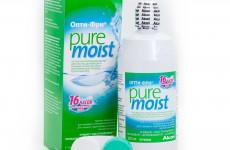 Раствор для линз Opti -Free Pure Moist