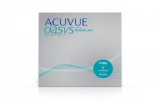 Контактные линзы Acuvue Oasys with HydraLuxe