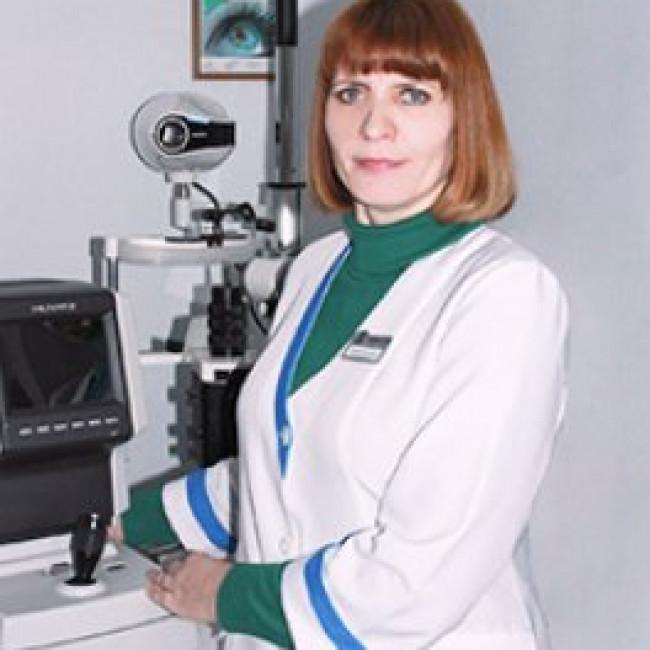 Крюкова Светлана Алексеевна