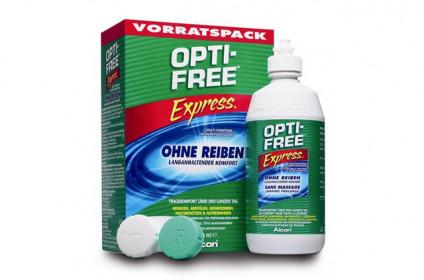 Раствор для линз OPTI-FREE EXPRESS