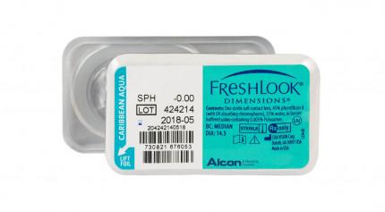 FreshLook Dimensions 0,0