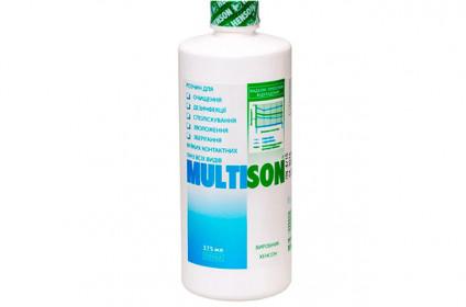 Розчин для лінз Multison