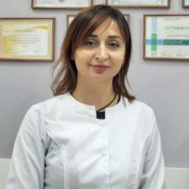 Бараник Ольга Сергіївна