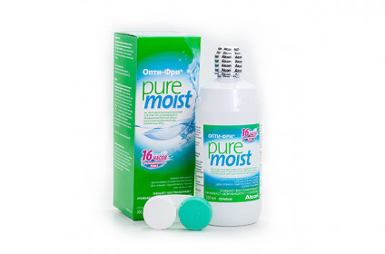 Розчин для лінз Opti -Free Pure Moist