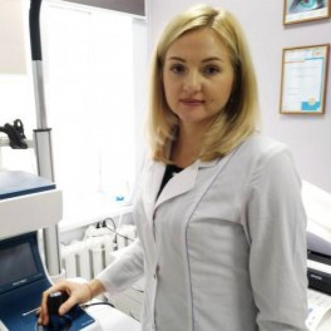 Бондар Лілія Василівна
